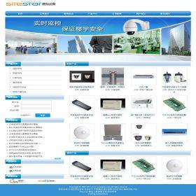 企业网站-安防A13