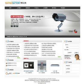 企业网站-安防A14