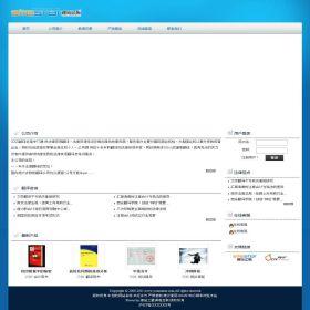 企业网站-翻译A4