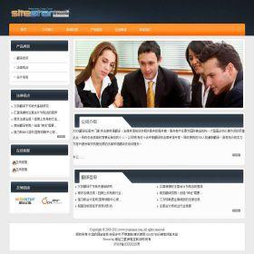 企业网站-翻译A5