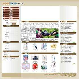 企业网站-服装A1