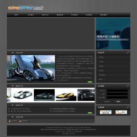 企业网站-汽车A20